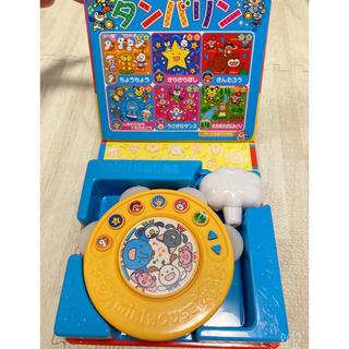 ミキハウス(mikihouse)のMIKIHOUSE ミキハウス タンバリン 笛 歌 リズム おもちゃ(楽器のおもちゃ)