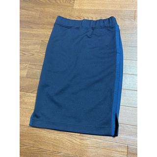 フレッドペリー(FRED PERRY)の美品 フレッドペリー ジャージ素材 タイトスカート スカート(ひざ丈スカート)