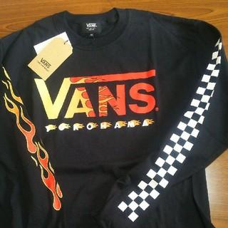 ヴァンズ(VANS)のバンズ 長袖Tシャツ(Tシャツ/カットソー(七分/長袖))