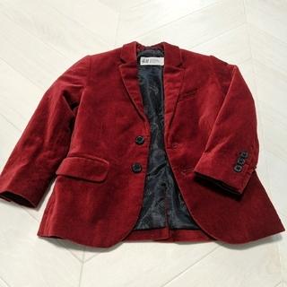 エイチアンドエム(H&M)のハロウィン はろうぃん コスプレ 子供 ルパン るぱん ジャケットのみです(衣装)