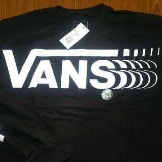 ヴァンズ(VANS)のVANS 長袖Tシャツ(Tシャツ/カットソー(七分/長袖))