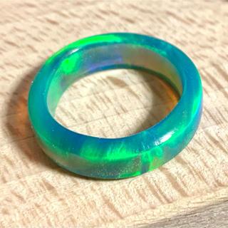 ハイブリッド オパール リング(リング(指輪))