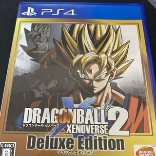 ドラゴンボール(ドラゴンボール)のドラゴンボール ゼノバース2 デラックスエディション PS4(家庭用ゲームソフト)