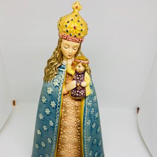 【最終値下げ】フンメル Hummel  聖母とイエス ゲーベル 75周年記念