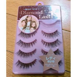 ◆ RiCha*̣* 様専用◆ Diamond Lash リッチブラウン レディ(つけまつげ)