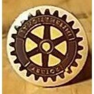 ロータリーグループ(ROTARY GROUP)の★ロータリー クラブ 会章 Rotary Club Badge(金属工芸)