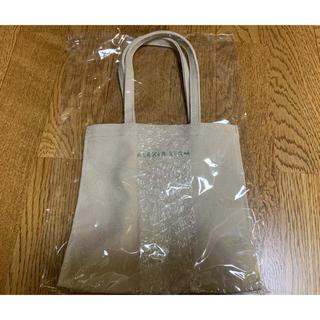 アリシアスタン(ALEXIA STAM)のalexiastam 非売品トートバッグ 新品未使用(トートバッグ)