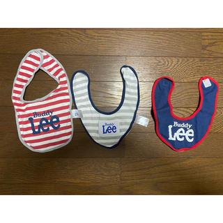 リー(Lee)のLee スタイ 3点セット(ベビースタイ/よだれかけ)