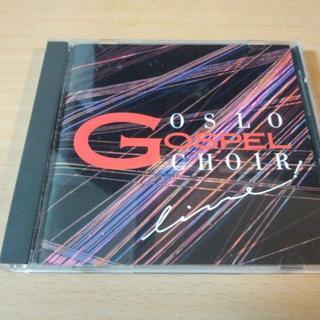 オスロ・ゴスペル・クワイヤCD「ウィンターソング・ナイツLIVE」●(宗教音楽)