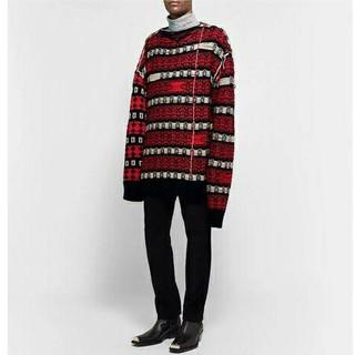 カルバンクライン(Calvin Klein)のCalvin Klein 205W39NYC ラフシモンズ着用 ニット(ニット/セーター)
