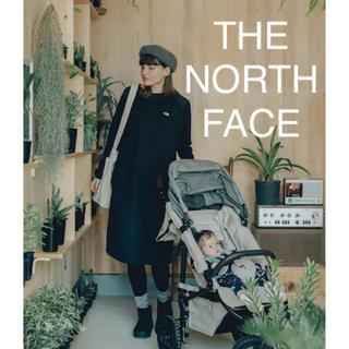ザノースフェイス(THE NORTH FACE)のノースフェイス マタニティ 授乳服 ワンピース 産前産後 フリース(マタニティワンピース)