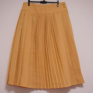 ビームス(BEAMS)の【boogie woogie】ロングスカート フレアスカート プリーツスカート(ひざ丈スカート)