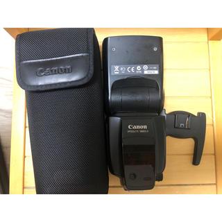 canon speedlite 580ex ii  難あり