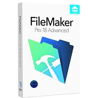 FileMaker Pro 18 Advanced 正規品 ダウンロード版OEM(ソフトウェアプラグイン)