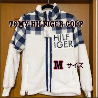 トミーヒルフィガー(TOMMY HILFIGER)の【新品】【大幅値下げ】トミーヒルフィガー レディース アウター Mサイズ 新品(ウエア)
