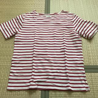 バックナンバー(BACK NUMBER)のback number レディース 半袖Tシャツ ボーダー(Tシャツ(半袖/袖なし))