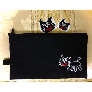 キヨ猫ポーチ、マスクケース(その他)
