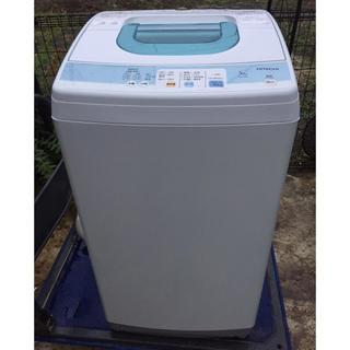 日立 - 日立 1人暮用 全自動洗濯機