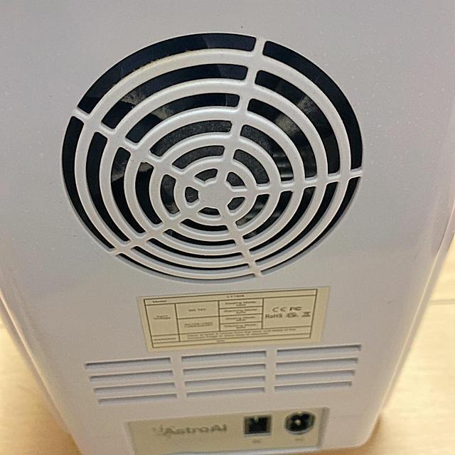Panasonic(パナソニック)のミニ冷蔵庫 コスメ用冷蔵庫 スマホ/家電/カメラの生活家電(冷蔵庫)の商品写真
