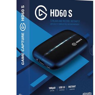 プレイステーション4(PlayStation4)のElgato Game Capture HD60 S(PC周辺機器)