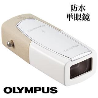 オリンパス(OLYMPUS)の【未使用】OLYMPUS ダハプリズム 防水単眼鏡 ギャラリースコープ 6×16(その他)