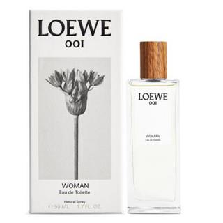 LOEWE - 【LOEWE】LOEWE 001 ウーマン オードゥトワレ (50ml)