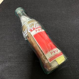 コカコーラ(コカ・コーラ)のコカ・コーラ あたり ハッピーボトル イヤホンマイク(ノベルティグッズ)