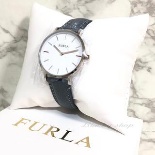 フルラ(Furla)の【未使用】FURLA フルラ レディース 腕時計 GIADA ジャーダ ネイビー(腕時計)