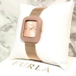 フルラ(Furla)の【未使用】FURLA フルラ 腕時計 ELISIR エリシア ピンクゴールド(腕時計)