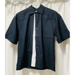 マルニ(Marni)のMARNI 切り返しシャツ 半袖(シャツ)