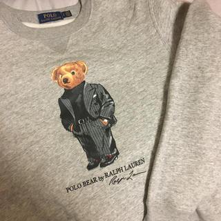 ラルフローレン(Ralph Lauren)のPolo Ralph Lauren テディベア スウェットシャツ(スウェット)