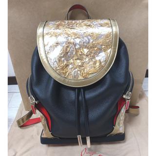 クリスチャンルブタン(Christian Louboutin)のクリスチャンルブタン(Explorafunk Leather Backpack)(バッグパック/リュック)
