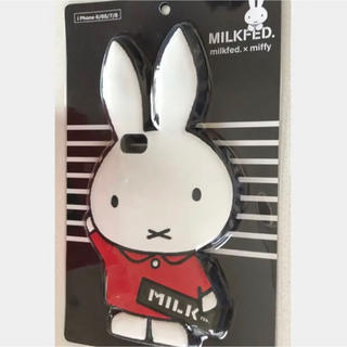 MILKFED. - ミッフィー MILKFED コラボ iPhoneカバー