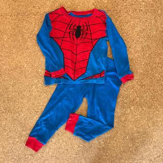 マーベル(MARVEL)の♡スパイダーマン ♡100 パジャマ 寝巻き 仮装 コスチューム 子供(パジャマ)