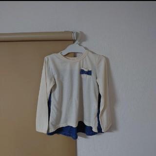 女の子 長袖 トップス 120 ロンT(Tシャツ/カットソー)