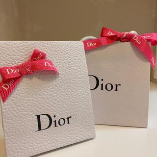クリスチャンディオール(Christian Dior)のラッピングキット プレゼント(ラッピング/包装)