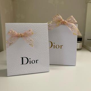 クリスチャンディオール(Christian Dior)のDior ラッピングキット 限定リボン(ラッピング/包装)