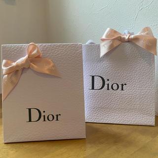 クリスチャンディオール(Christian Dior)のラッピングキット リボン付きギフトボックス (ラッピング/包装)