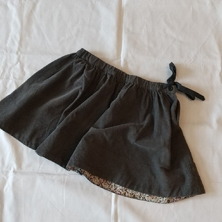 ボンポワン(Bonpoint)のボンポワン コーデュロイスカート 3a(スカート)