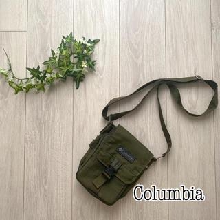 コロンビア(Columbia)の【Columbia】カーキ 2wayバッグ(ショルダーバッグ)