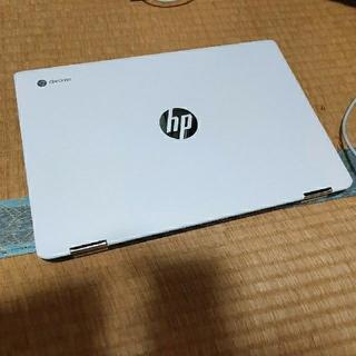 ヒューレットパッカード(HP)のてぃらいみ様専HP Chromebook x360 14 スーペリアモデル i3(ノートPC)