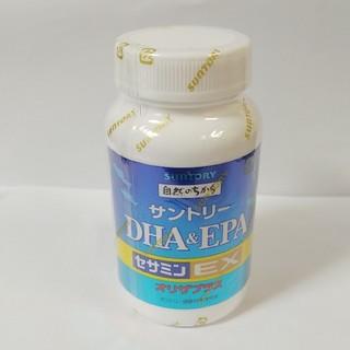 サントリー(サントリー)のサントリー DHA&EPA+セサミンEX(その他)