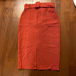 リップサービス(LIP SERVICE)のリップサービス 膝下スカート(ひざ丈スカート)
