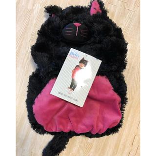 コストコ(コストコ)のハロウィン ねこ コストコ 黒猫 ネコ 着ぐるみ 80〜90サイズ(衣装)