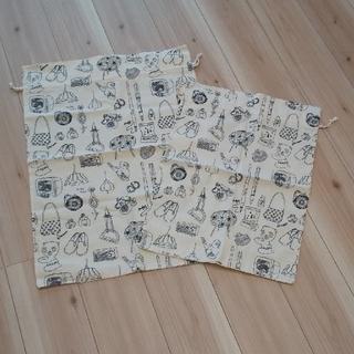 スカラー(ScoLar)のscolarスカラー巾着2枚(ショップ袋)