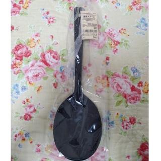 ムジルシリョウヒン(MUJI (無印良品))の(新品)無印良品 シリコーン 調理スプーン(調理道具/製菓道具)