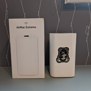 アップル(Apple)のApple AirMac Extreme ジャンク品(PC周辺機器)