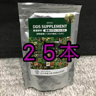 DDS アイテック 酵素パワーペースト 25本(その他)