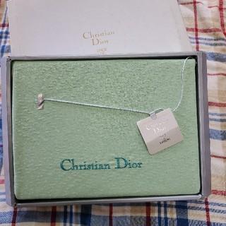 クリスチャンディオール(Christian Dior)のクリスチャンディオール フラットシーツ(シーツ/カバー)