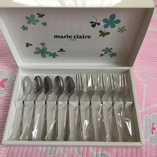 マリクレール(Marie Claire)のまどか様専用 マリクレール スプーン&フォーク(食器)